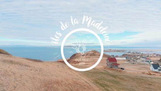 Îles de la Madeleine, territoire Québécois au cœur du gofle du Saint-Laurent