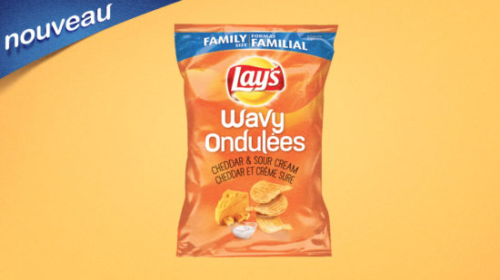 Lay's Squish - Campagne Facebook