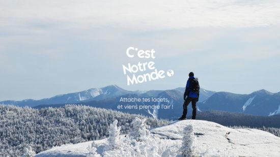 Rétrospective 2019 de C'est Notre Monde | Randonnées Québec & Adirondacks